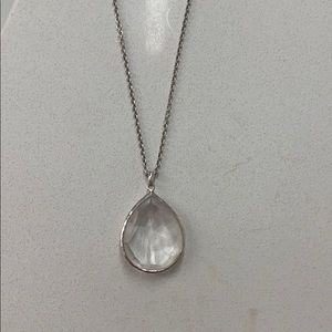 Ippolita Rock Candy Large Pear Pendant Necklace